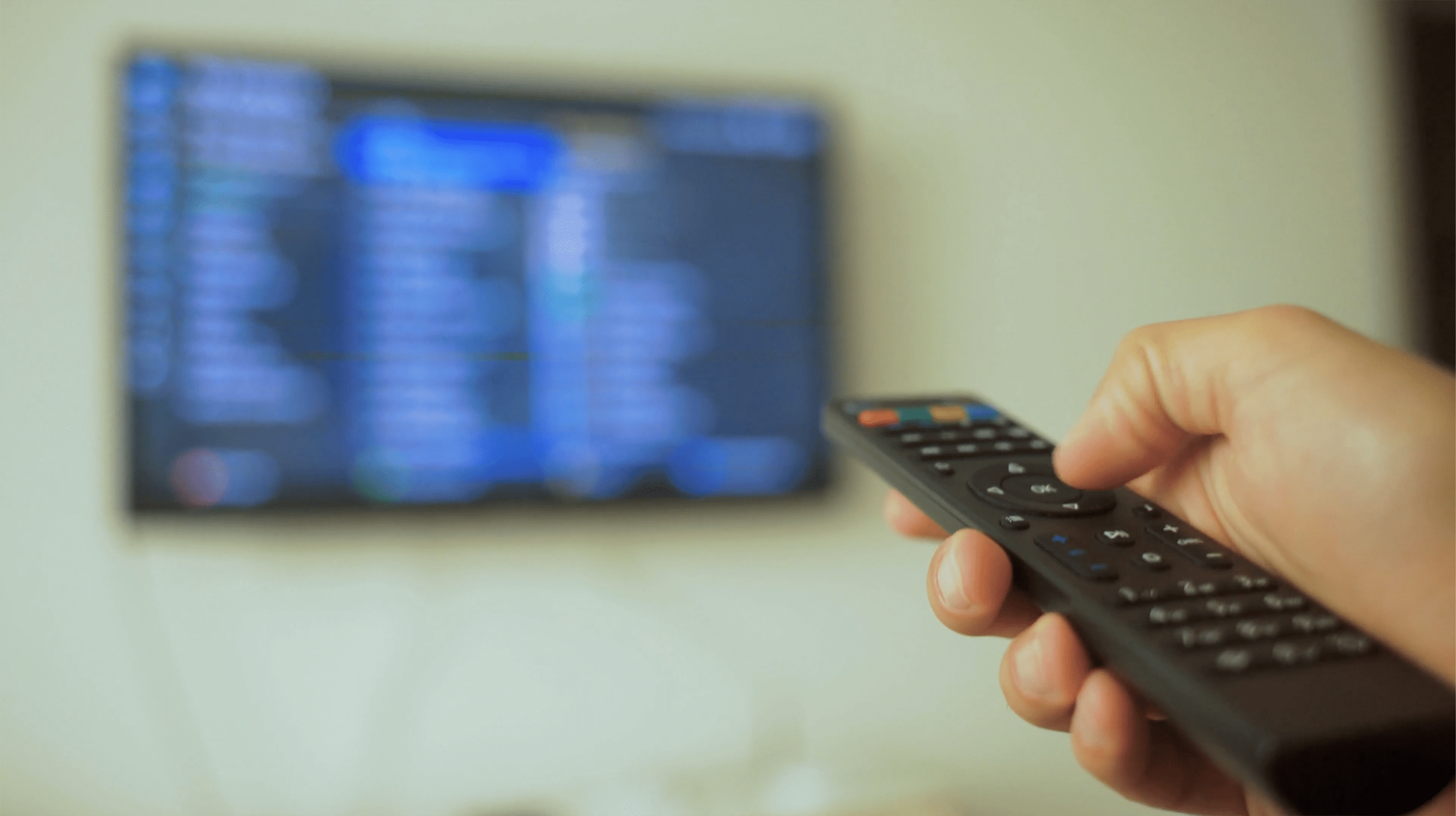 Premium movie, network and cable channels